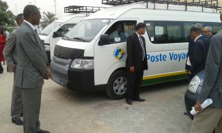 Service poste voyages Mauripost